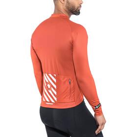 Bontrager Circuit Cycling Koszulka rowerowa z długim rękawem Mężczyźni, cardinal